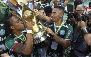 پالمیراس با اسکولاری فاتح لیگ برزیل شد