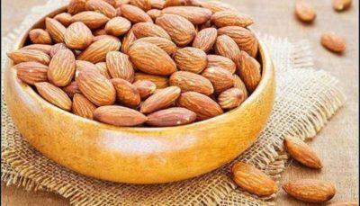 مصرف بادام موجب بهبود کلسترول می شود