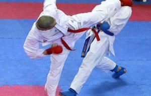 سرپرست فدراسیون کاراته در ستاد عالی بازیهای المپیک گزارش میدهد