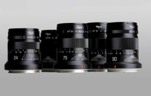 KIPON لنزهایی را برای مانت Canon R و Nikon Z معرفی میکند