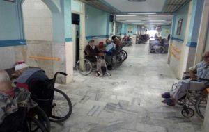 ترکش های کمبود «پوشک» در آسایشگاه کهریزک