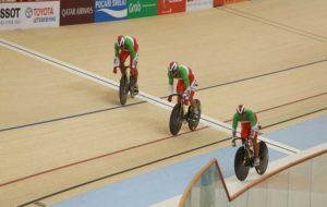 نشست مربیان تیم ملی دوچرخهسواری با رئیس فدراسیون