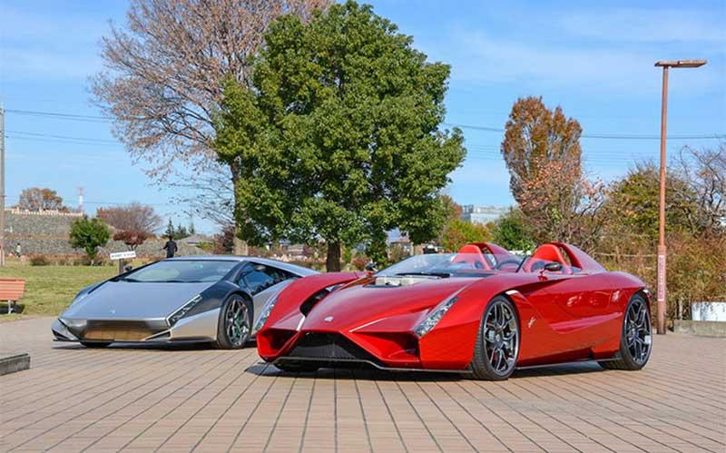 خودروهای سوپراسپرت Kode 0 و Kode 57 با قیمتهای باورنکردنی به فروش میرسند