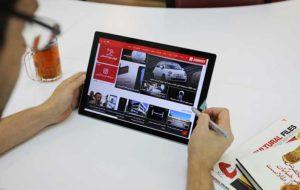 پانوس پانای: مایکروسافت قرار نیست سرفیس را کنار بگذارد