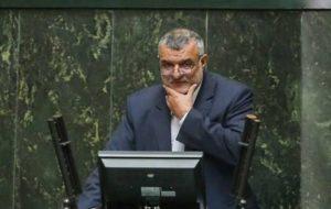 حجتی چهارشنبه در مجلس استیضاح میشود