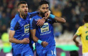 محمد دانشگر: فشار روی بازیکنان جدید استقلال زیاد بود