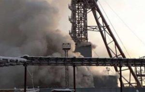 ۹ معدنکار گیرافتاده روس «احتمالا جان باختهاند»