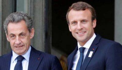 54 13 بحران فرانسه, فرانسه, سارکوزی, امانوئل ماکرون