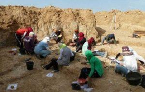 کشف ابزار سنگی ۲.۴ میلیون ساله در شمال آفریقا