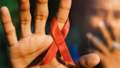 برگزاری کمپین ایدز در ۵ پارک و بیمارستان اصلی شهر