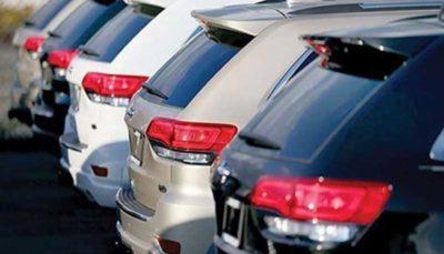 7 3 واردات خودرو, ممنوعیت واردات خودرو
