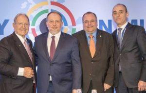 رئیس فدراسیون جهانی تیراندازی انتخاب شد