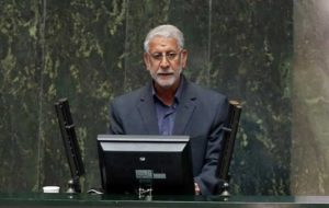 تنگه احد ایران، در حال تخلیه است