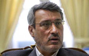 بعیدینژاد خبر ملاقات پنهانی دیپلماتهای ایرانی و آمریکایی در لندن را تکذیب کرد