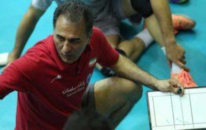 شهنازی: مسائل زیادی در والیبال ایران، حل نشده است