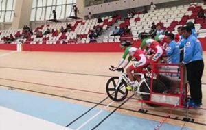 محمدی به مدال نقره دوچرخه سواری قهرمانی پاراآسیایی ۲۰۱۹ رسید