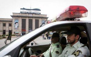 دزدان ۱۴۴ تن ریل راهآهن دستگیر شدند