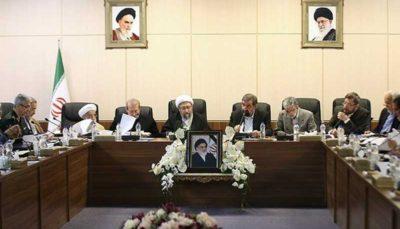 غیبت روحانی، احمدینژاد و ۷ عضو دیگر در جلسه امروز تشخیص مصلحت