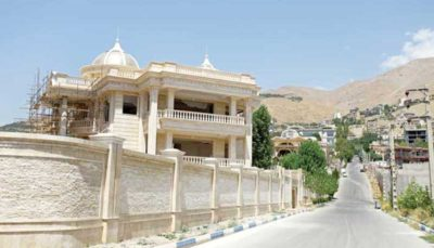 ساخت و ساز در لواسان
