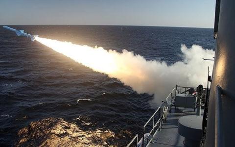 مانور دریایی ایران