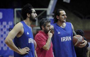 رستمپور: به خاطر پیراهن تیم ملی بسکتبال و احترام به کشوری که ۸۰ میلیون جمعیت دارد مبارزه میکنم
