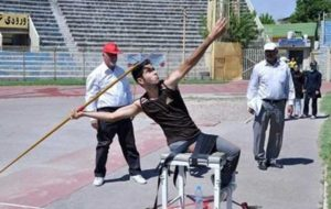 برگزاری مسابقات دوومیدانی جانبازان و معلولین قهرمانی باشگاههای کشور در خوزستان