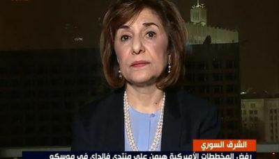 مشاور بشار اسد