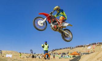 مسابقات کشوری موتورکراس