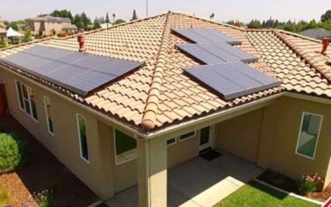 سقف های خورشیدی