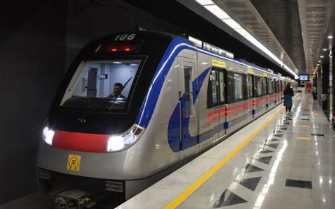 متروی دولت آباد