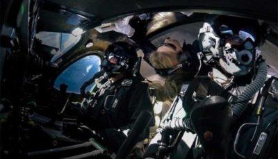 هواپیمای فضایی «ویرجین گالاکتیک» با خدمه به فضا رفت