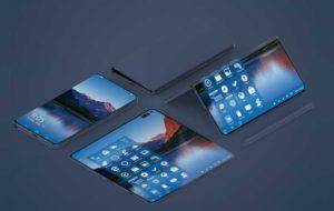 مایکروسافت گوشی هوشمند تاشدنی را با سیستم عامل ویندوز لایت همراه میکند