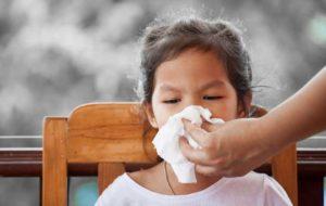 شایعترین بیماریهای عفونی در کودکان
