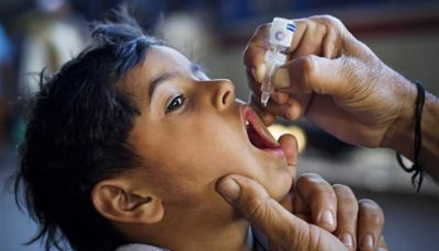 واکسن فلجاطفال