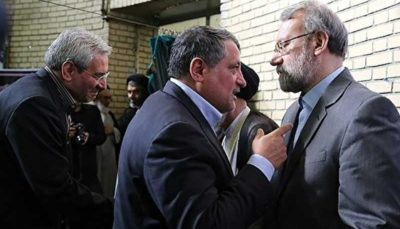 لاریجانی و هاشمی