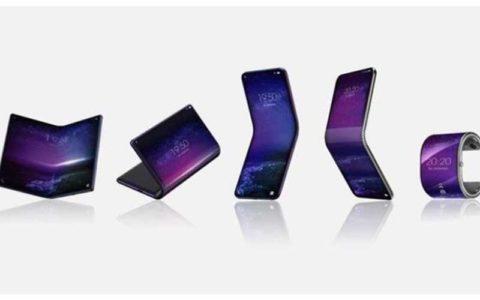 شرکت چینی در پی ساخت ۵ مدل تلفن تاشو