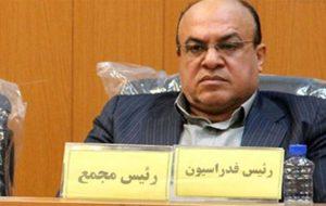 دبیر توسعه بدمینتون آسیا و سرداور مسابقات در تهران