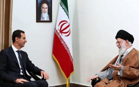 پیام سفر اسد به تهران