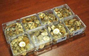 سکه طرح جدید امروز ۲۸ بهمن ۹۷ به ۴میلیون و ۳۷۰هزار تومان رسید