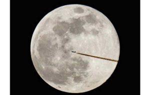 درخشانترین اَبَر ماه