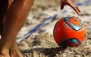 ملی پوشان فوتبال ساحلی در فدراسیون پزشکی ورزشی معاینه شدند