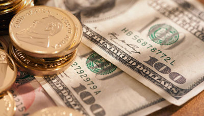 رام شدن دلار