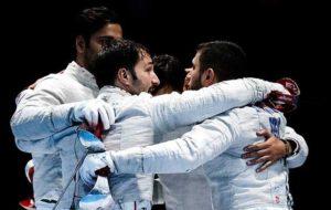 گرندپری سابر،حذف نمایندگان ایران و عدم صعود به ۱۶ بازیکن برتر