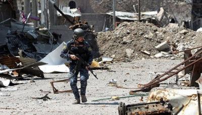 مرزهای عراق