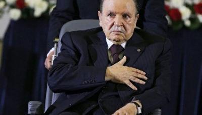 ظاهرات الجزایر