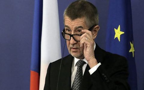 نخست وزیر چک