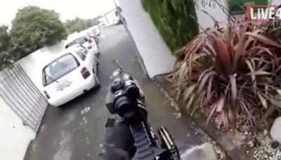 حمله تروریستی در نیوزلند