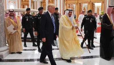 آمریکا و عربستان