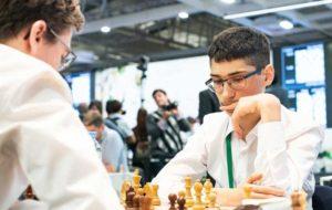 نخستین حضور علیرضا فیروزجا در بین ۱۰۰ شطرنجباز برتر جهان
