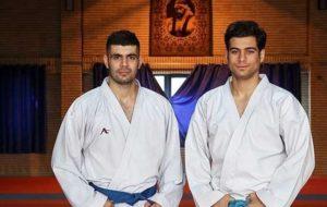مشخص شدن حریفان نمایندگان ایران در لیگ جهانی کاراته وان اتریش